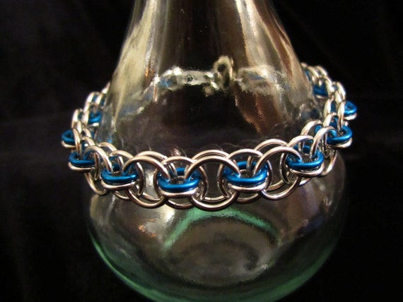 The Perspicacious Ravenclaw Chain Bracelet