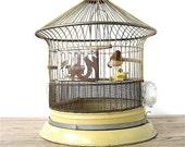 Antique Hendryx Birdcage
