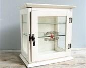 Antique Antiseptic Sterilizer Cabinet