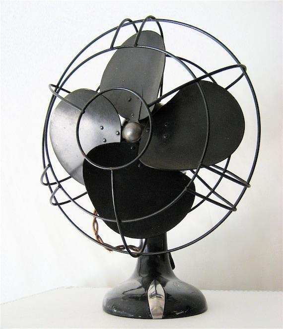 Vintage Westinghouse Oscillating Fan