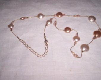 vintage necklace delicate very pretty