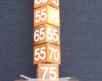 The Washington Monument - challenging math brain teaser puzzle from 1930's