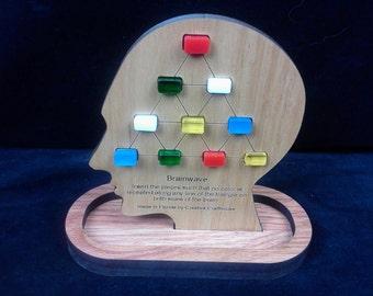 Brain Wave A Unique Wooden Logic Puzzle