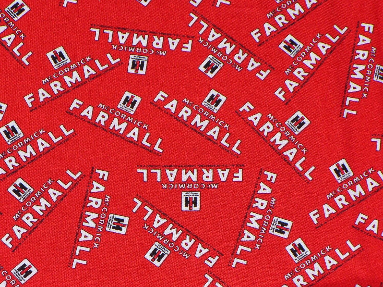 Like this item Farmall Logo Wallpaper