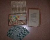 Vintage Lotto Game