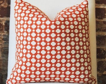 Schumacher -  Betwixt - Spark -  18 in square - Designer Pillow - Decorative Pillow - Throw Pillow
