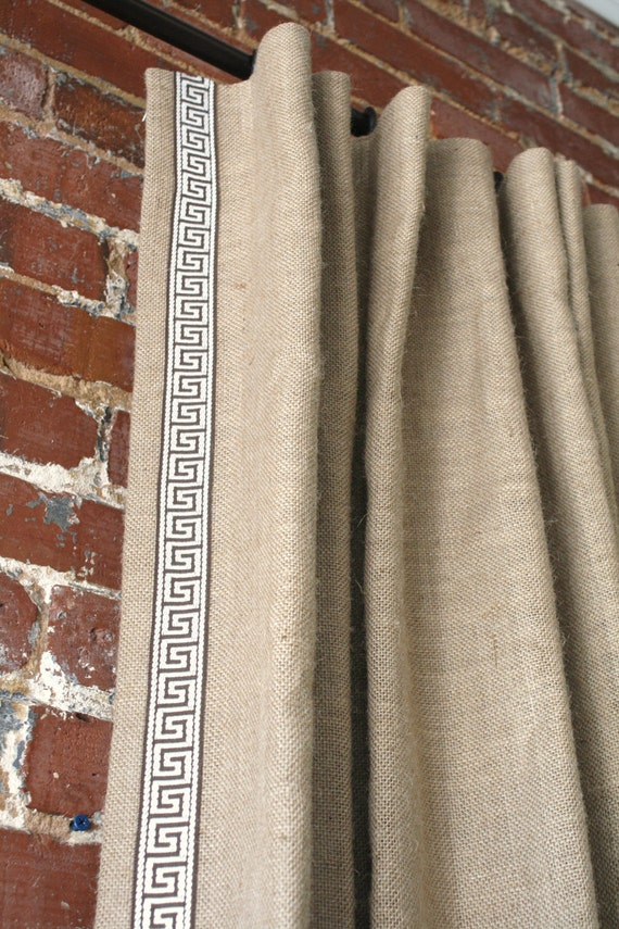 Row House Refuge Curtains And Drapes