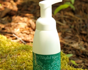 Residue Free Foaming Dreadlock Shampoo Tea Tree