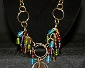 Rings of Fun Necklace