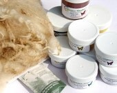 Greener Shades Acid Dye Starter Kit, Raw Shetland Wool, and Free Unicorn Power Scour Sample