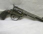 Vintage Daisy Bullseye cap gun, toys