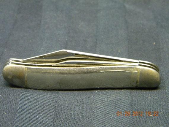 Vintage Hammer pocket knife