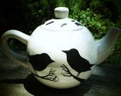 Blackbirds - Teapot