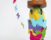 Butterfly Paper Garland - Anthro - Horizontal