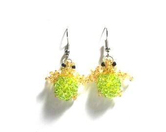 Cute Sea Turtle  Earrings