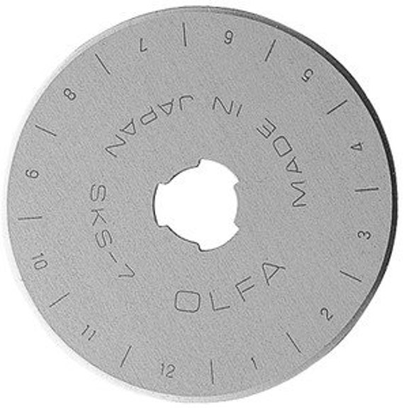 5 Pack - Olfa 45mm Rotary Cutter Blades