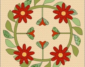 Hope Quilt Block Pattern