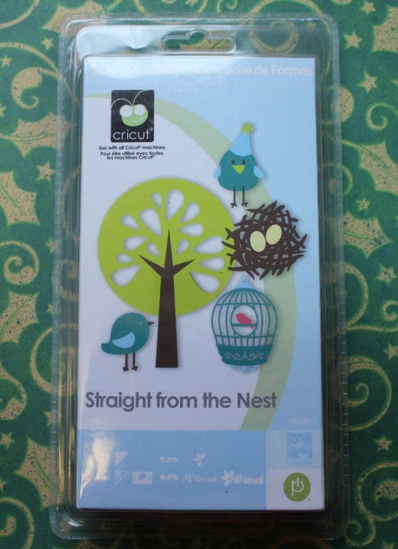 New Factory Sealed STRAIGHT from the NEST Cricut Cartridge