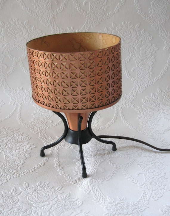 RESERVED for Katherine mid century modern lamp