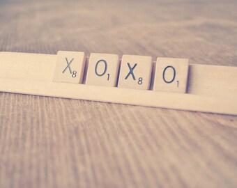 XOXO Sign   Hugs and Kisses Gift   XOXO Gift