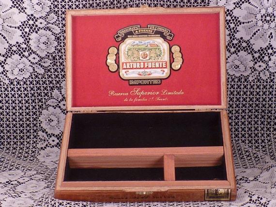 CIGAR BOX VALET Arturo Fuente Reserva Anejo Limitada No. 46