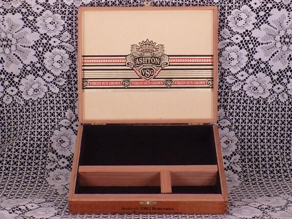 Cigar Box Valet Ashton VSG Sorcerer