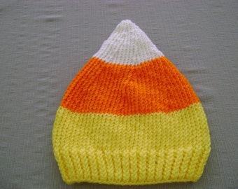 Candy Corn Hat - Baby Size
