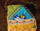 Tinks Dream  OOAK Toothfairy Pouch