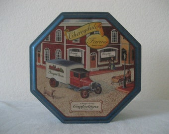 Vintage Cherrydale Farms Tin