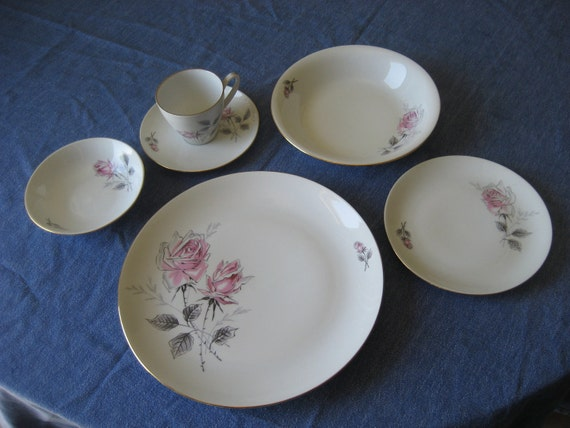 Costco Refund Without Receipt Word Vintage Bohemian Silver Rose China Set Service For  Plus Saks Fifth Avenue Return Policy No Receipt with Australian Invoice Pdf Vintage Bohemian Silver Rose China Set Service For  Plus Serving Platter  Vegetable Bowl Sugar And Creamer Cleaning Services Invoice Sample Excel