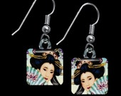 Geisha Earrings(EGe1.2)