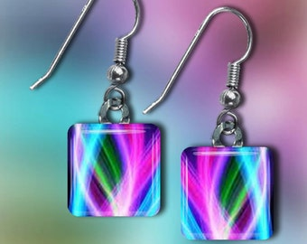 Rainbow Earrings(ECuRa4.7)