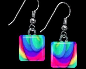 Rainbow Earrings(ECuRaR2.7)