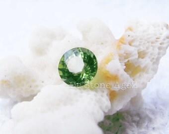 Gorgeous Green Tourmaline - 1.00 Carats (Perfect Stone!)