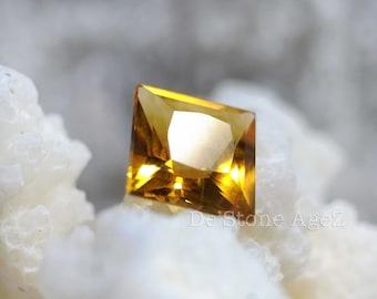 GOLDEN X Citrine - 1.39 Carats (Perfect Stone)