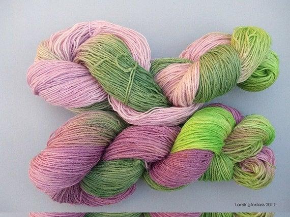 4 ply Sock Wool. Erica.