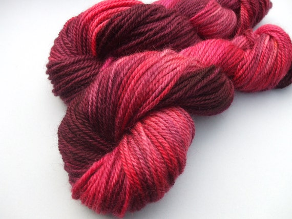 Snuggle Down Aran. Love Lies Bleeding.