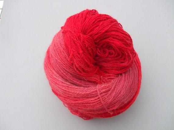 Merino Angora Lace. Little Red Riding Hood.