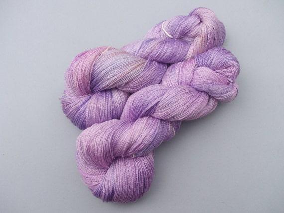 Luxury Merino/Silk Lace. Enid.