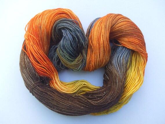 Sparkle Sock Wool. Dawn of Creation.