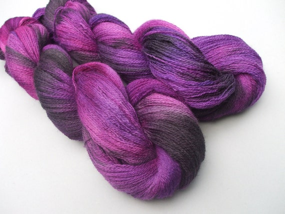 British BFL Lace. Electra.