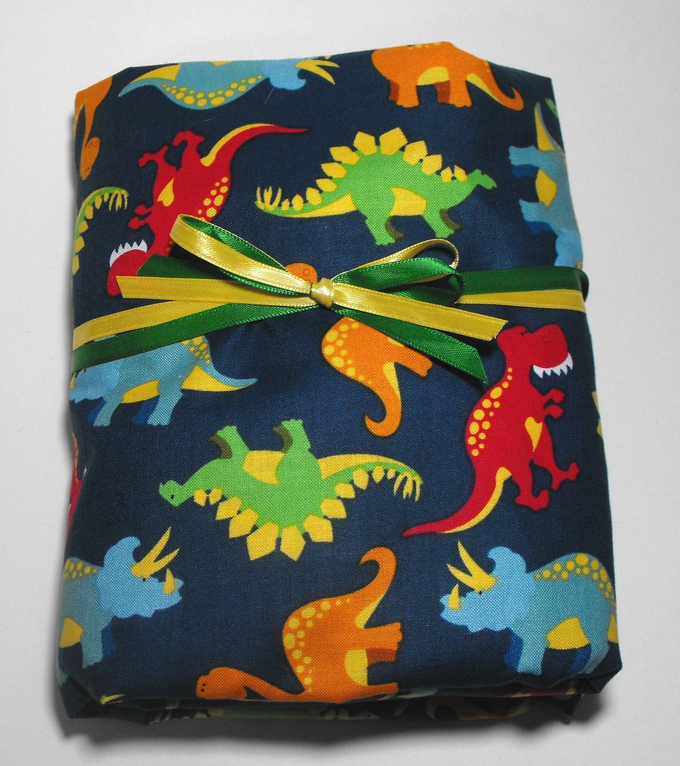 Reserved For A Dinosaur Toddler Or Crib Sheet Fitted