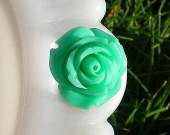 Rose Ring -Green