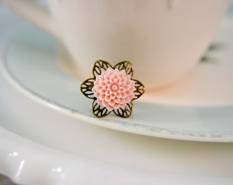 Sophie Collection Ring- Pink