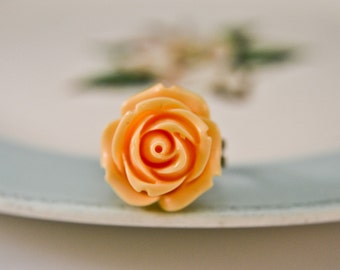 Rose Ring -Butternut
