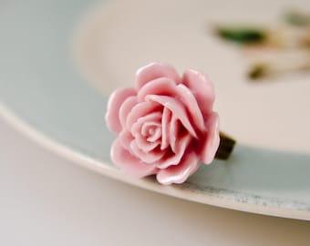 Majestic Rose Ring- Pink