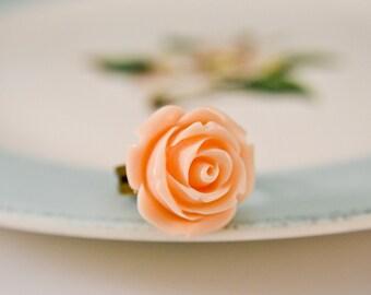 Rose Ring -Peach