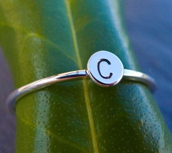 Initial stacking ring