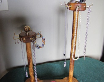 Necklace Holder Jewelry Organizer