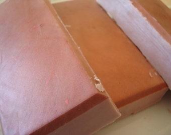 Nag Champa Soap for Men, Homemade Soap, Bar Soap - 1/4 lb Soap - One Quarter Pound Soap